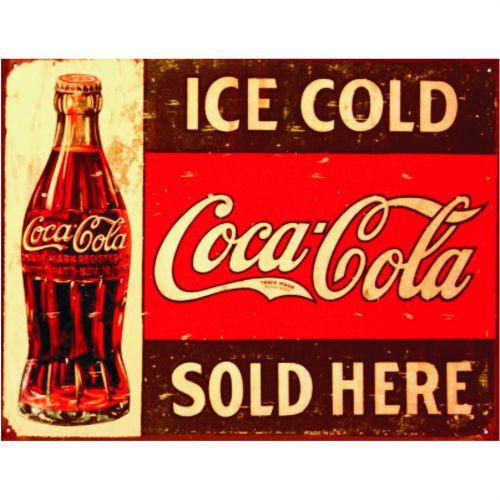 meuble vintage coca cola p ster coca cola vintage brave impress es. Black Bedroom Furniture Sets. Home Design Ideas