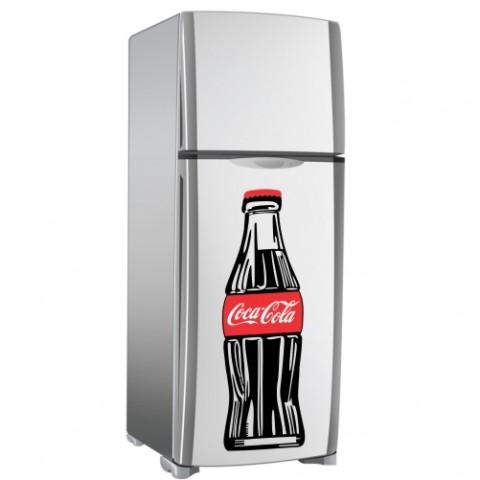 Adesivo Coca Cola