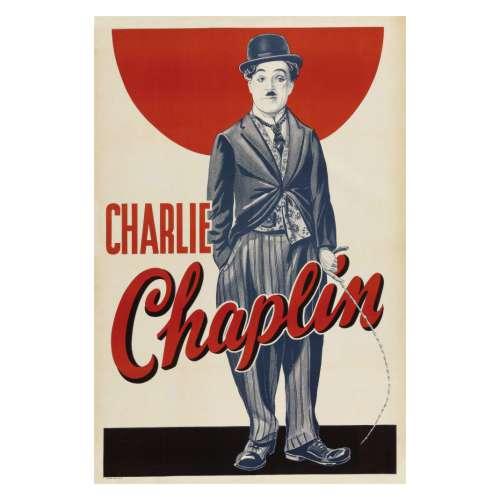Pôster Charlie Chaplin