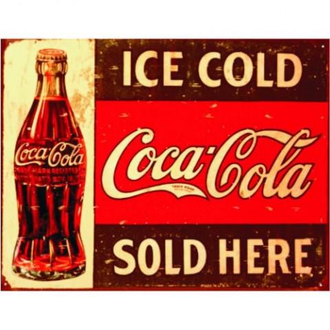 Pôster-Coca-Cola-Vintage