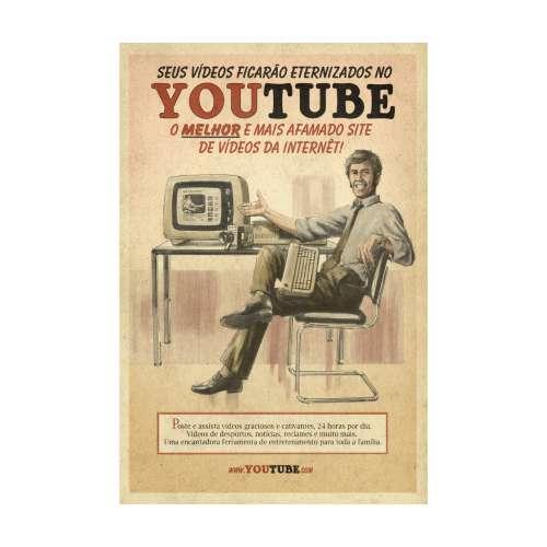 Pôster Youtube