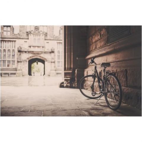 Pôster-Bike-Vintage