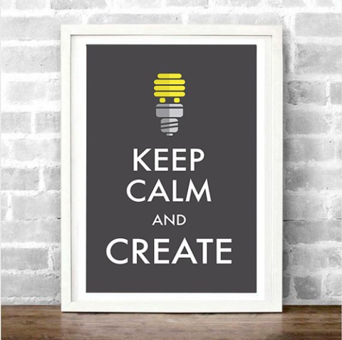 poster-adesivo-keep-calm-and-create