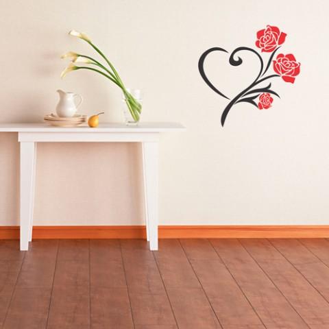 adesivo-de-parede-rosas-vermelhas