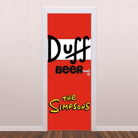 adesivo-decorativo-para-porta-duff-beer