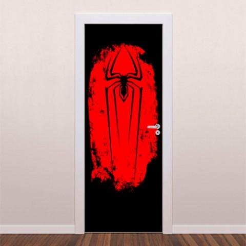adesivo-decorativo-para-porta-homem-aranha