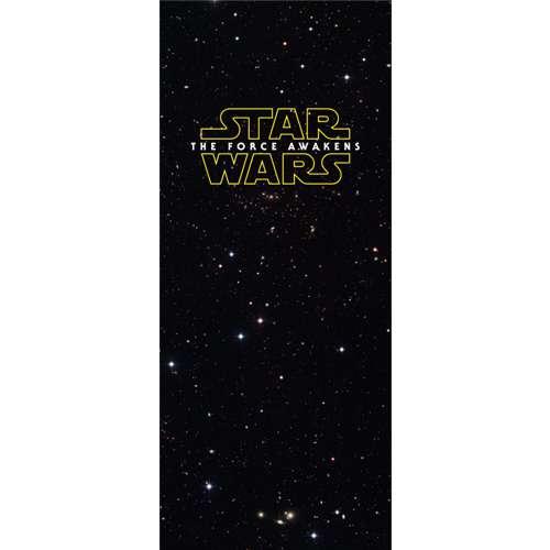 Adesivo Parede Dente De Leão ~ Adesivo decorativo para porta Star Wars