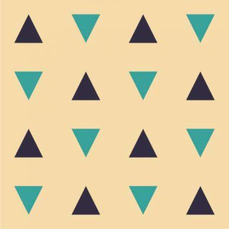 Papel de Parede Triângulo II