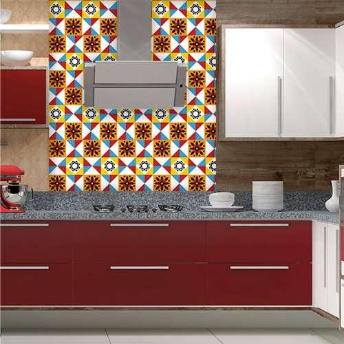 Adesivo para Azulejo - Geométrico