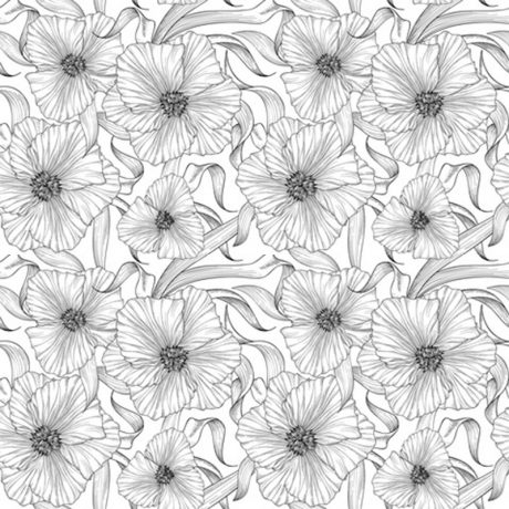 Adesivo-Papel-De-Parede-Floral-Estilizado-Cinza 01