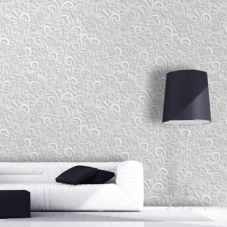 Adesivo-Papel-De-Parede-Floral-Tons-de-Cinza-Efeito-3d01