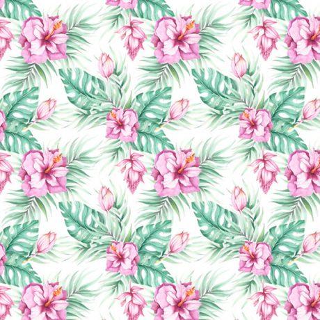 Floral-Hibisco-Rosa