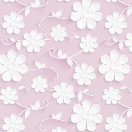 Floral-Rosa