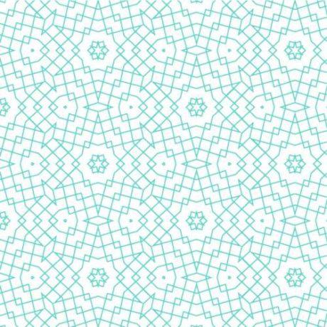 Papel-de-Parede-Geometrico-Abstratro-Verde
