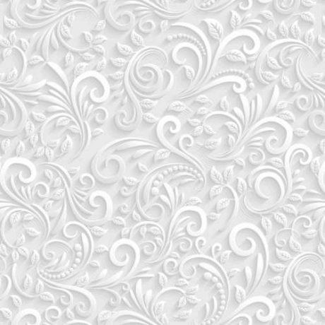 papel-de-parede-floral-3D 2017