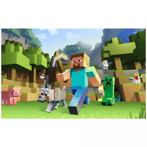 Pôster Minecraft