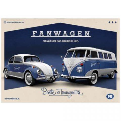 Pôster Fanwagen