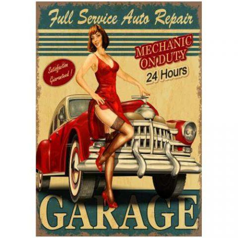 Pôster Garage