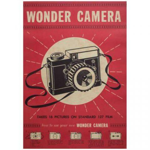 Pôster Wonder Camera